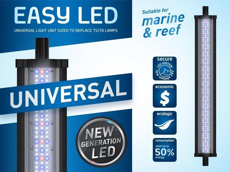 Verlichting Led Zeewater: Aquatlantis Easy Led verlichting Marine ...